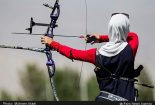 درخشش تیراندازان تیر و کمان توان دیزل در انتخابی استان یزد