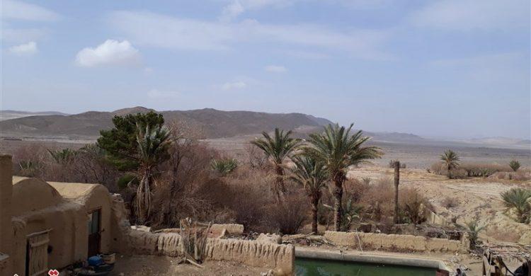 کوچکترین روستای جهان با یک نفر ساکن در بافق + تصاویر