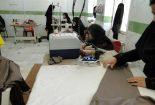 راه اندازی کارگاه چند منظوره توسط جامعه معلولین بافق