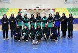 پیروزی تیم هندبال نوجوانان سنگ آهن مقابل تیم های منتخب کرمان و زرند