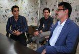 احداث اولین کافه کتاب استان یزد در بافق