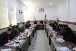 اولین جلسه ستاد باز آفرینی شهری پایدار بافق تشکیل شد