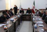 جلسه ستاد بازآفرینی شهری در بافق برگزار شد
