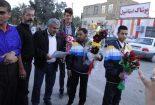 کسب رتبه چهارم و پنجم کشوری توسط حرفه آموزان مرکز توانا  در مسابقات المپیک ویژه ایران