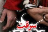 دستگیری سارق اسناد و مدارک و چک های سفید امضاء ۸۰۰ میلیون ریالی در بافق