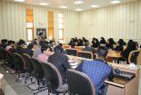 گردهمایی روسای شوراهای دانش آموزی بافق با فرماندار