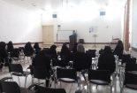 طرح آموزشی ۶ساعته کاهش آسیب طلاق در مرکز اورژانس اجتماعی(۱۲۳)بافق برگزار می شود