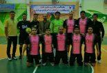 کسب مقام سوم تیم فوتبال کارخانجات تعمیرات لکوموتیو بافق در مسابقات سراسری راه آهن کشور