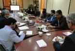 چهارمین جلسه کمیته مناسب سازی و شورای سالمندان بافق درسال جاری برگزار شد