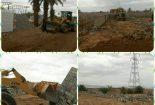 آیا در تخریب و عدم تخریب منازل عباس آباد مبارکه بافق پارتی بازی شده است؟