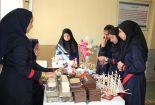 راهاندازی بازارچه کار و فناوری در دبیرستان مهدیه بافق