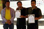 حضور دو کماندار از تیم توان دیزل (باشگاه پردیس) در مسابقات انتخابی تیم ملی