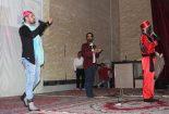 برگزاری جشن شبی در محضر مادر در روستای کوشک+تصاویر