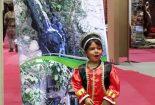 حضور فعال بوم گردی سرای بهشت شادکام در نمایشگاه توانمندی بوم گردی های کشور در برج میلاد تهران