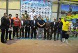 محمد رضا فتاحی بافقی نایب قهرمان مسابقات قویترین مردان جنوب شرق کشور شد