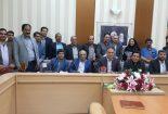 نشست پایان سال هیئت مدیره شرکت تعاونی دهیاری ها با بخشدار برگزار شد
