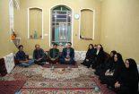 نشست هم اندیشی خبرنگاران فعال شهرستان بافق با مدیر روابط عمومی فرمانداری