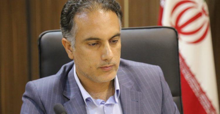بخشدار مرکزی بافق در پیامی سال نو را تبریک گفت