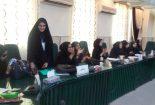 حضور دانش آموز بافقی در مجلس دانش آموزی کشور
