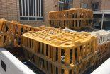 معدوم سازی ۱۰۰ قطعه مرغ فاقد مجوز بهداشتی در بافق