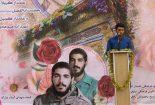 جشن میلاد دو علمدار در بافق برگزار شد+عکس