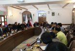 تشریح فرصت های سرمایه گذاری شهرستان بافق در اتاق سرمایه گذاری استان