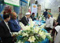 تصاویری از دیدار مردمی مدیر کل اوقاف استان یزد با شهروندان بافقی