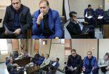 برگزاری چهل و پنجمین جلسه کارگروه مطالبات مردمی و کارگران شرکت سنگ آهن مرکزی