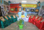 برپایی نمایشگاه آثار شهید مطهری در بافق