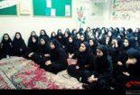 نشست بصیریتی و سیاسی در آموزشگاه توحید شهرستان بافق