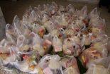 توزیع بیش از ۵۰ بسته حمایتی در بین نیازمندان