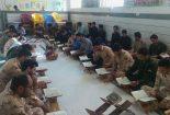 اولین محفل انس با قرآن در سپاه  بافق برگزار شد+تصاویر