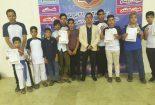 برگزاری مسابقات کاراته المپیاد بسیج و مساجد و محلات استان یزد