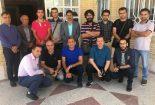 اکران فیلم وقف شهر در بافق