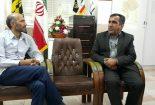 امام جمعه بافق پیشتاز در دیدار با مددجویان کمیته امداد