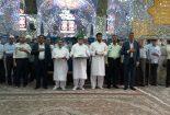 جمع آوری ۸۹۶ میلیون و ۷۰۰ هزار ریال نذورات آستان مقدس امامزاده عبدالله(ع)