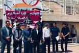 💢درخشش پسران کاراته کا شهرستان بافق در چهارمین دوره مسابقات المپیاد دارالعباده