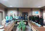 تقدیر بسیج اساتید دانشگاه آزاد اسلامی بافق از سادات