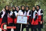 تیم های جوانان جمعیت هلال احمر بافق در مسابقات رفاقت مهر استان یزد خوش درخشیدند.