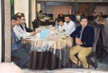 برگزاری نشست هم اندیشی مسئولان و کمیته های ۸۲ گانه هیئت ورزشهای همگانی استان یزد