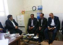 نشست هیئت مدیره مجمع خیرین شهرستان بافق با ارگان های حمایتی و آموزشی