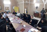 برگزاری نشست مدیران مجموعه های گردشگری در اداره میراث فرهنگی