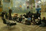 افتتاح کارگاه تخصصی غدیر شناسی در آستان مقدس امامزاده عبدالله(ع)