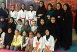 💢آغاز اولین مرحله از لیگ کاراته استان با درخشش دختران کاتارو بافقی