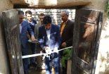 سومین بومگردی روستای شادکام افتتاح شد