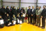 کسب مقام اول مسابقات بومی محلی شهرستان کوهبنان توسط تیم بافق