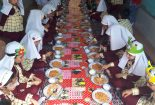 """آغازطرح"""" پخت غذای گرم"""" ویژه کودکان و نوآموزان مهدهای روستایی در مهدکودک دردانه مبارکه"""