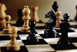 برگزاری مسابقه شطرنج در بافق