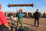 قویترین مردان شهرستان بافق در رده نوجوانان معرفی شدند