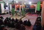 برگزارى آیین عزادارى سید و سالار شهیدان با قدمتى قریب به ٢٠٠سال در بافق